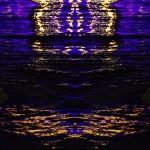 Riflessi nel lago a Bellagio